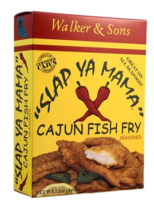 Slap Ya Mama Cajun Fish Fry, 12oz