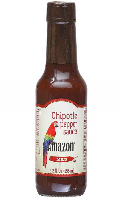 Amazon Chipotle Hot Sauce, 5.2oz.