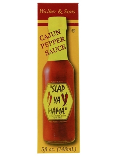 Slap Ya Mama Cajun Pepper Sauce, 5oz.