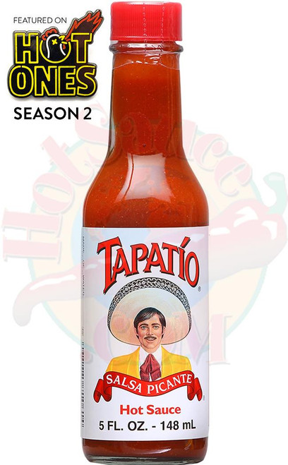 Tapatio Hot Sauce, 5oz.