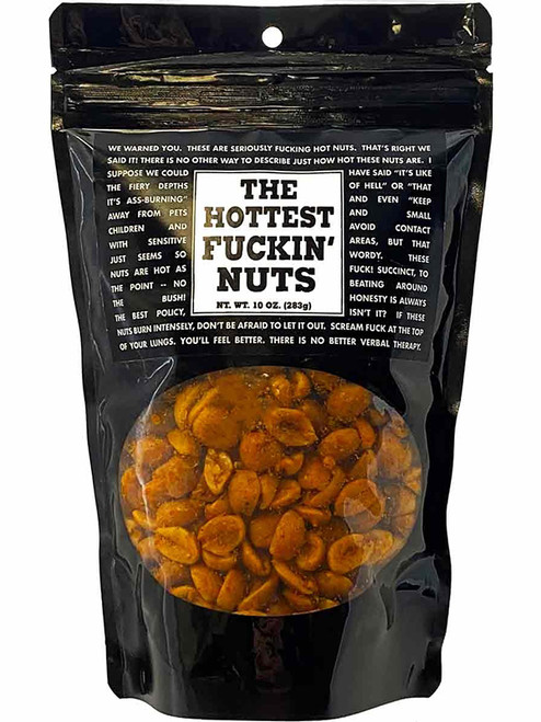 The Hottest Fuckin' Nuts, 10oz.