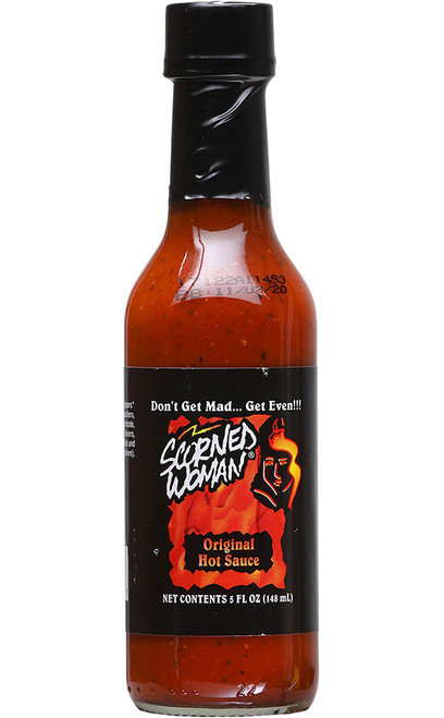 Scorned Woman Hot Sauce, 5oz.