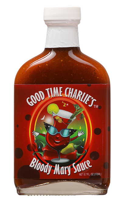 Good Time Charlie's Bloody Mary Sauce, 5.7oz.