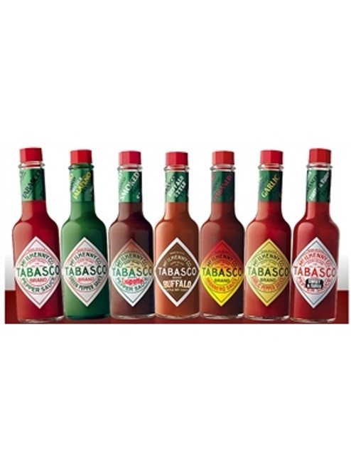 TABASCO® Pepper Sauce Ultimate Gift Set, 7/5oz.