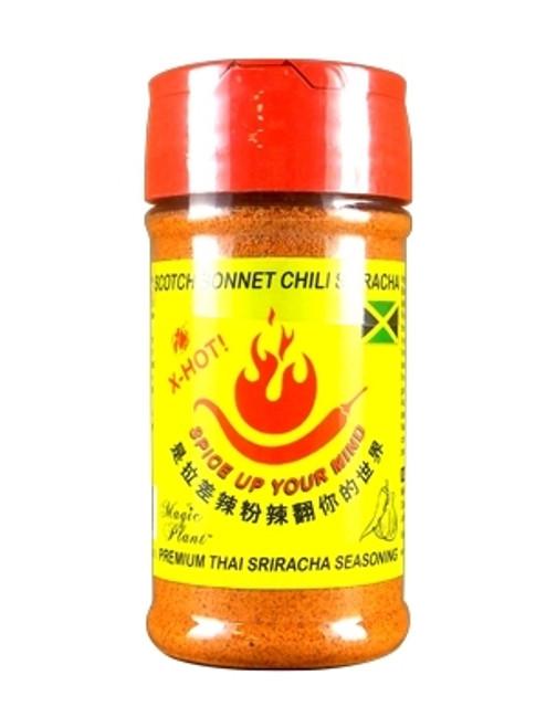 Scotch Bonnet Chili Sriracha Dust, 2 oz.