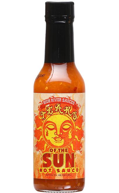 High River Sauces Tears of the Sun Hot Sauce, 5.4oz.