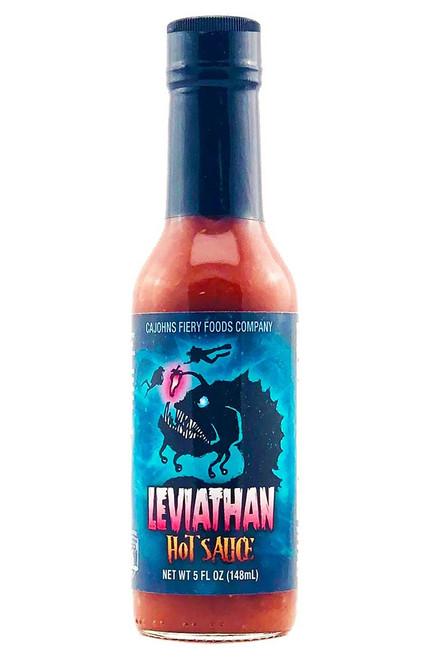 CaJohn's Leviathan Hot Sauce, 5oz.
