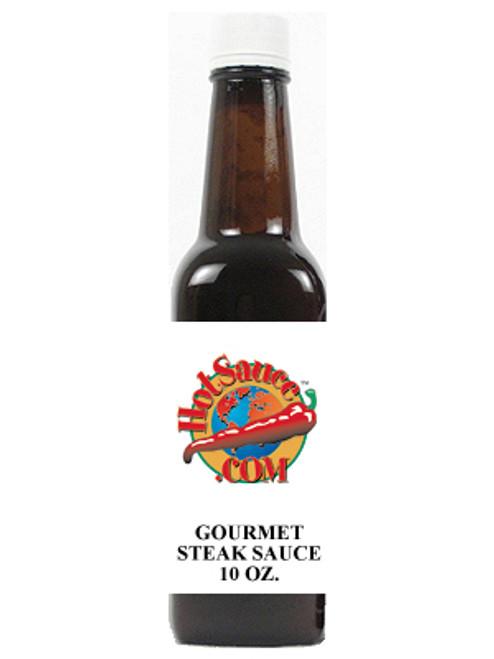 Private Label Steak Sauce - Gourmet Steak Sauce, 10oz.