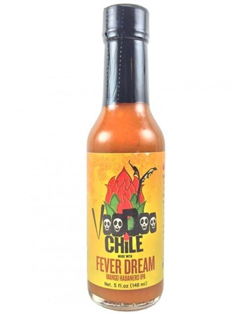 Voodoo Chile Fever Dream Mango Habanero IPA, 5oz.