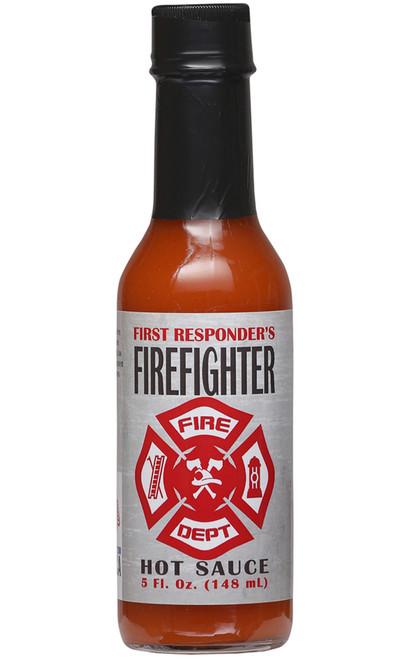 First Responder's Firefighter Hot Sauce, 5oz.