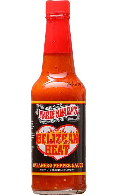 Marie Sharp's Belizean Heat Hot Sauce, 10oz.