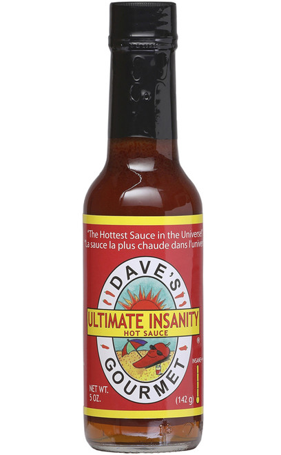 Dave's Gourmet Ultimate Insanity, 5oz.