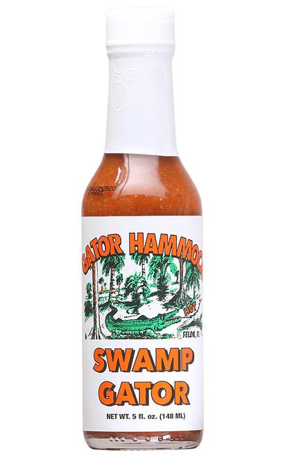 Gator Hammock Swamp Gator Hot Sauce, 5oz.