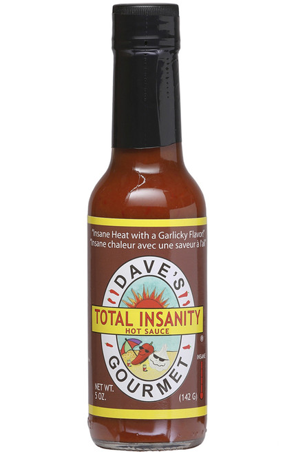 Dave's Gourmet Total Insanity, 5oz.