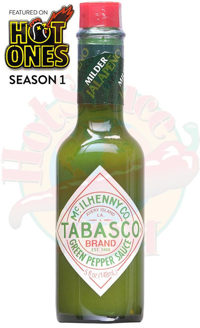 TABASCO® Green Pepper Sauce, 5oz.