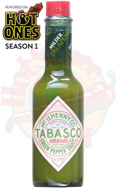TABASCO® Green Pepper Sauce, 5oz.