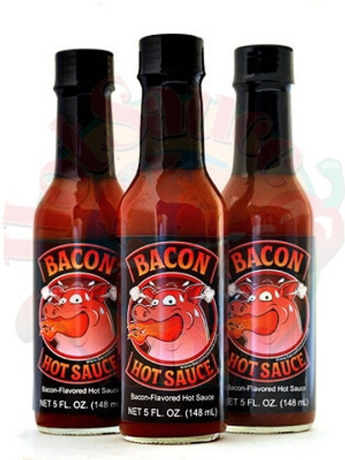 Bacon Hot Sauce, 3/5oz.