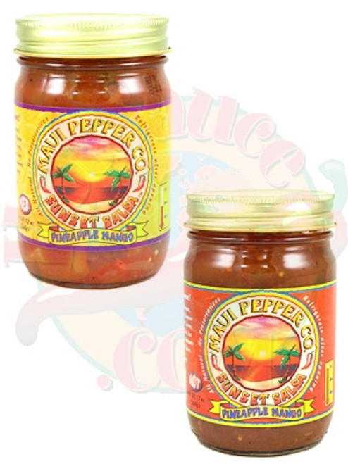 Tahiti Joe's Maui Pepper Pinapple Salsa 2 Pack, 2/12oz.