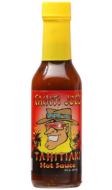 Tahiti Joe's Tahiti Aki Hot Sauce, 5oz.