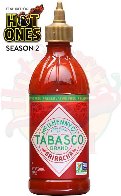 Tabasco Sriracha Sauce, 20oz.