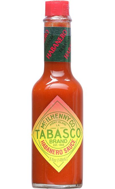 TABASCO® Habanero Sauce, 5oz.