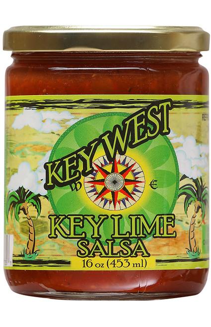 Key West Key Lime Salsa, 16oz.