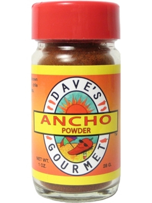 Dave's (Chile Today) Ancho Powder, 1oz.