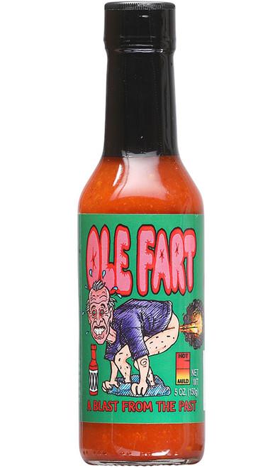 Ole Fart Hot Sauce, 5oz.