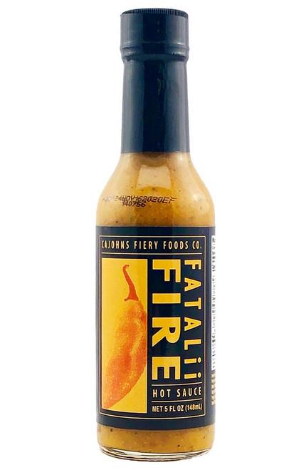 Fatalii Fire Hot Sauce, 5oz.