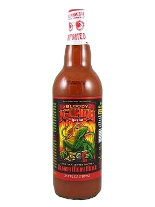 Iguana Bloody Mary Mix, 25.7oz.