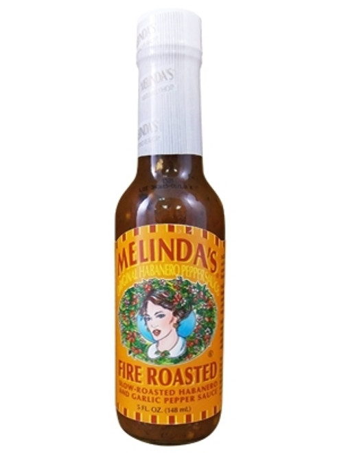 Melinda's Fire Roasted Habanero Pepper Sauce, 5oz.