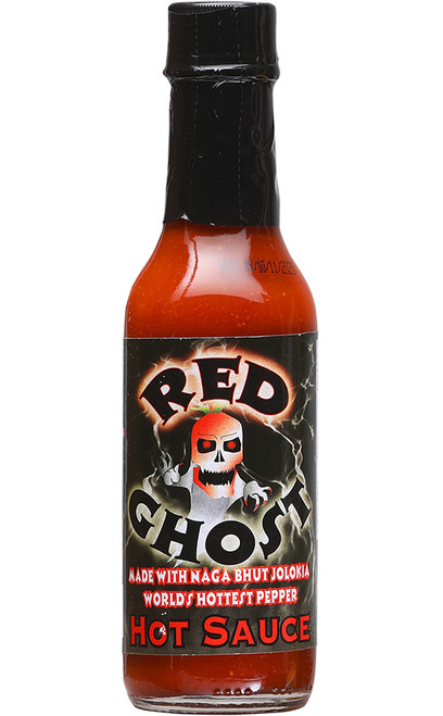 Red Ghost Hot Sauce, 5oz.