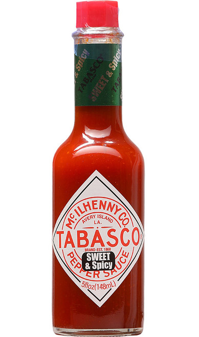 TABASCO® SWEET & Spicy Pepper Sauce, 5oz.