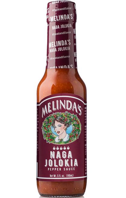 Melinda's Naga Jolokia Hot Sauce, 5oz.