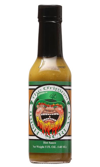 Irish Scream Hot Sauce, 5oz.