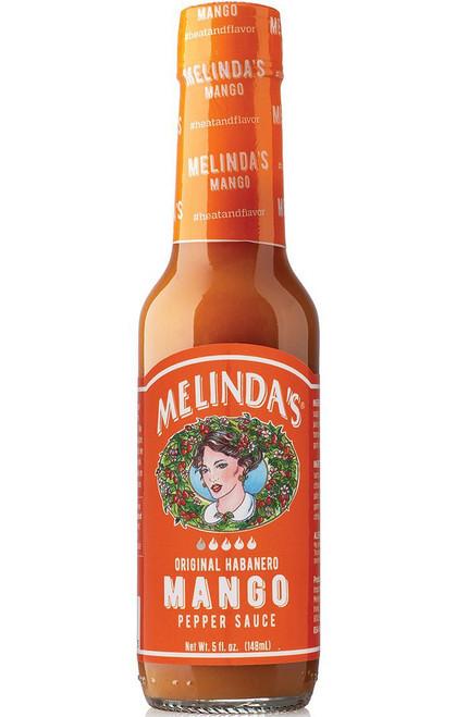 Melinda's Mango Habanero Sauce, 5oz.