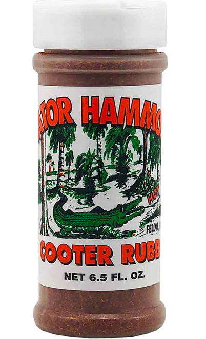 Gator Hammock Cooter Rubb, 6.5oz