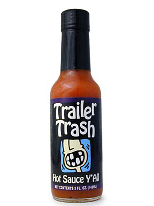 Trailer Trash Hot Sauce, 5oz.