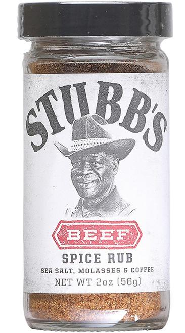 Stubb's Beef Spice Rub, 2oz.