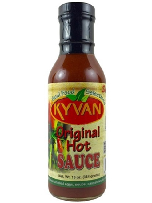 Kyvan Original Hot Sauce, 15oz.