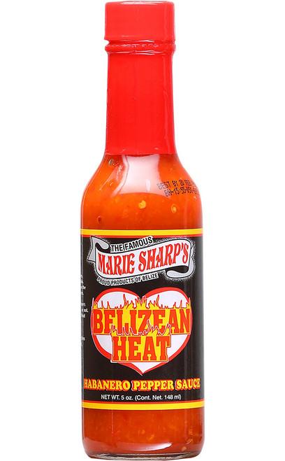 Marie Sharp's Belizean Heat Hot Sauce, 5oz.