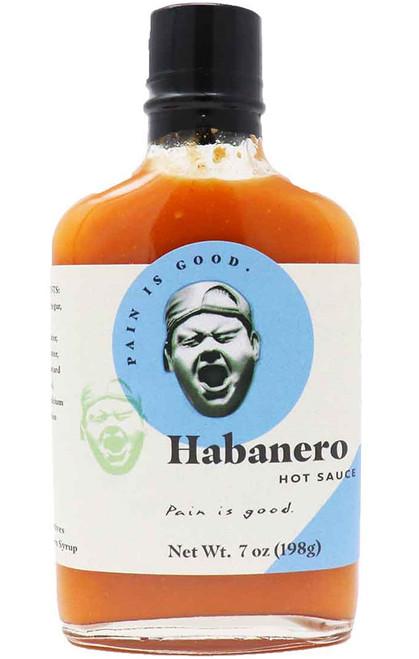 Pain is Good Habanero Hot Sauce, 7oz.