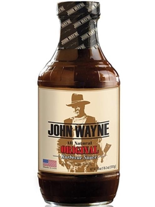 John Wayne Original BBQ Sauce, 18oz.
