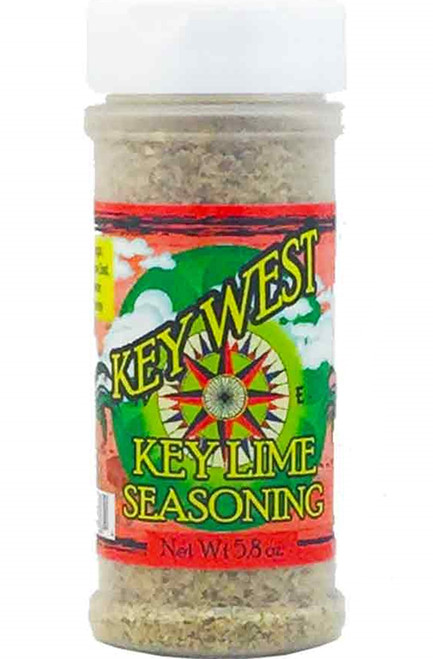 Key West Key Lime Seasoning, 5.8oz.