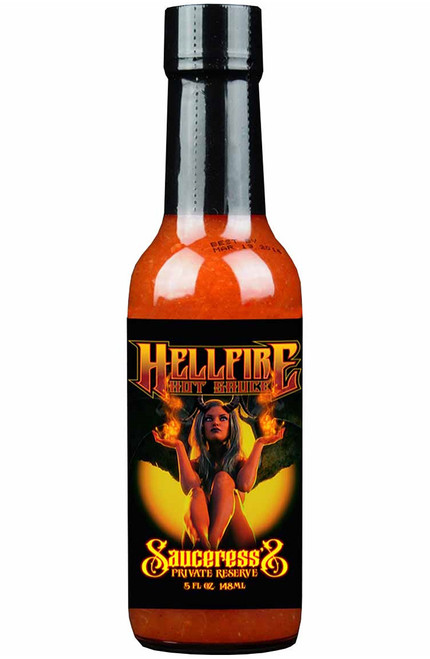 Hellfire Hot Sauces Sauceress's Private Reserve, 5oz.