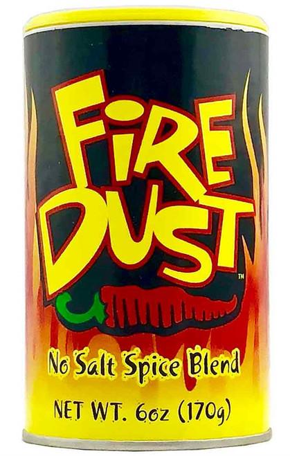 CaJohn's Fire Dust No Salt Spice Blend, 6oz.