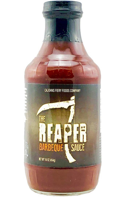 CaJohn's The Reaper BBQ Sauce, 16oz.