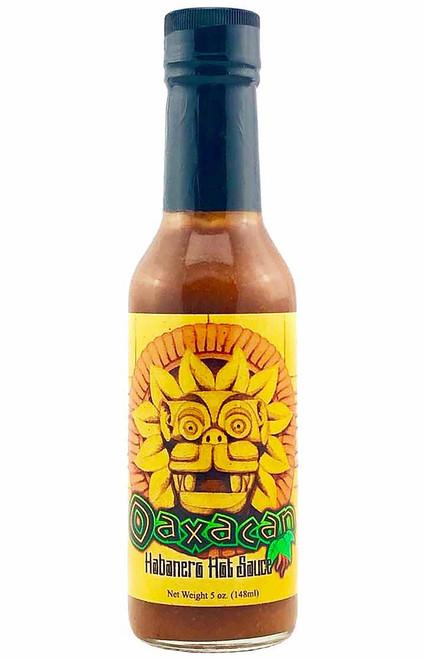 CaJohn's Oaxacan Habanero Hot Sauce, 5oz.