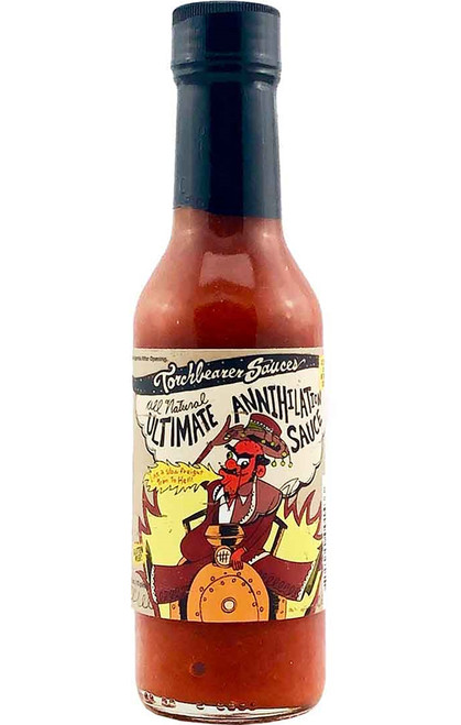 Torchbearer Ultimate Annihilation Sauce, 5oz.