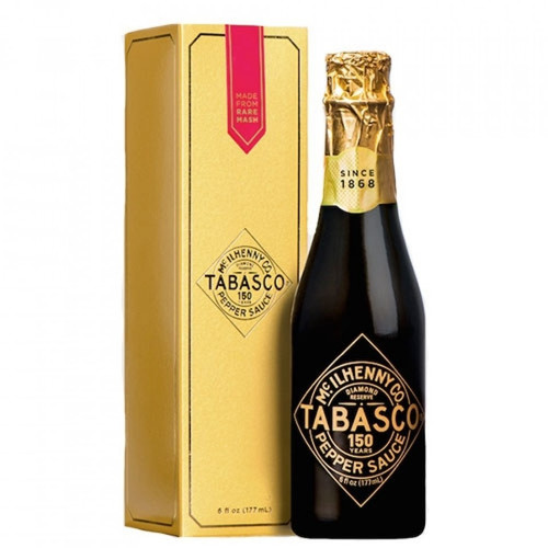 TABASCO 2018 Limited Edition 150 Years Diamond Reserve, 6oz. (VERY LIMITED - EDITION)